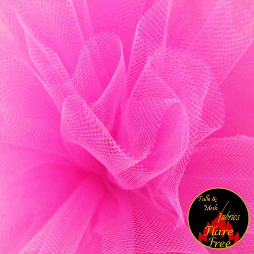 Hot Pink Tulle