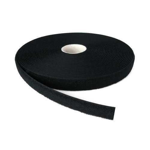 VELCRO®  Sew-On Tape Black 20mm