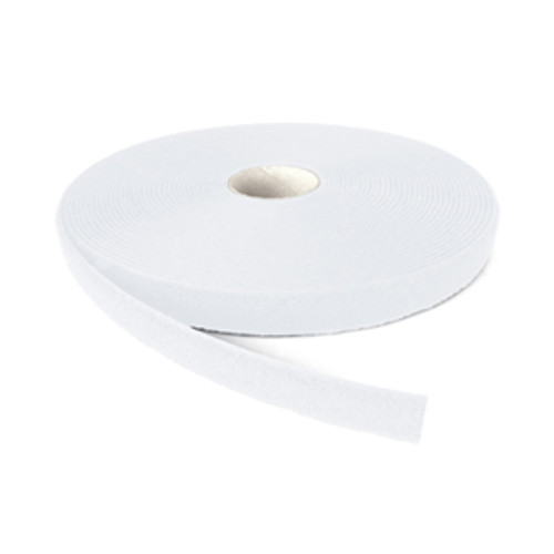 VELCRO®  Sew-On Tape White 30mm