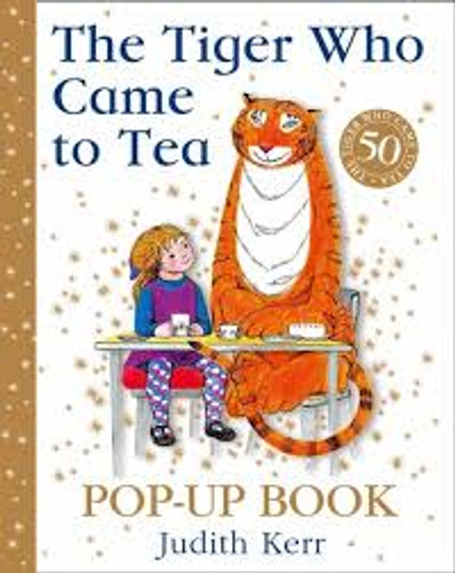 The Tiger That Came to Tea