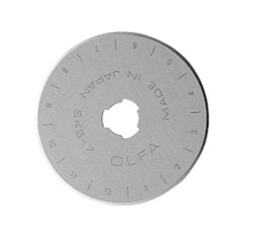 Large Olfa Rotary Cutter 45mm BLADES