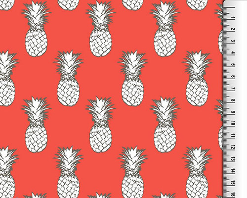 Pineapple Cotton Poplin