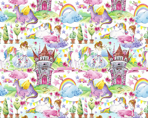 Fairytale Kingdom Cotton