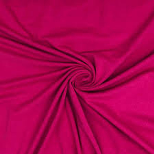Fuchsia Cotton Poplin