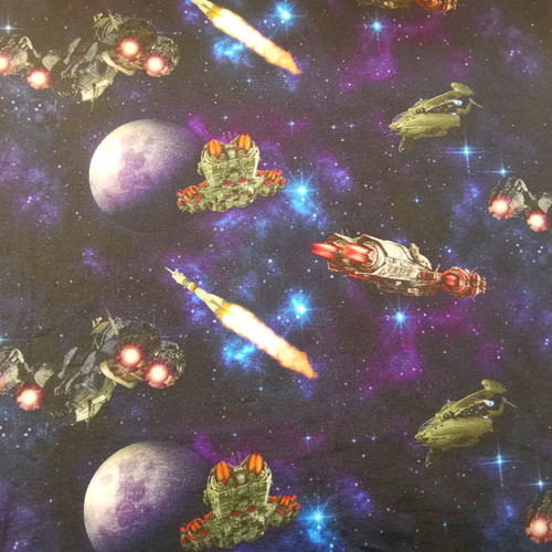 Space Craft Jersey