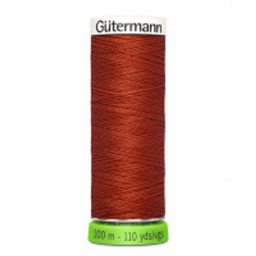 837 Gutermann Sew All 100% recycled Polyester Thread 100mtr