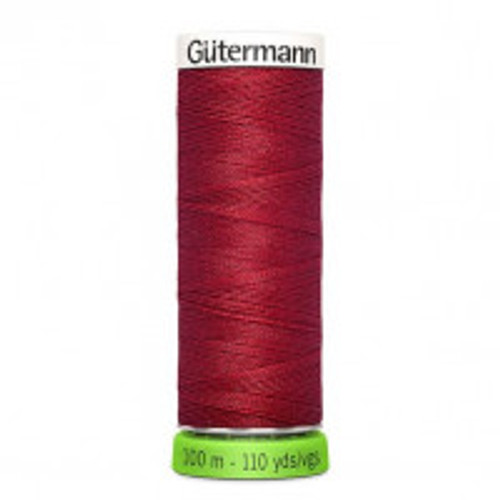 367 Gutermann Sew All 100% recycled Polyester Thread 100mtr