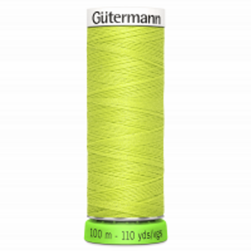 334 Gutermann Sew All 100% recycled Polyester Thread 100mtr