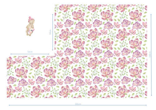 BLACK FRIDAY PANEL DEAL - Teddy Floral *PRE-ORDER*