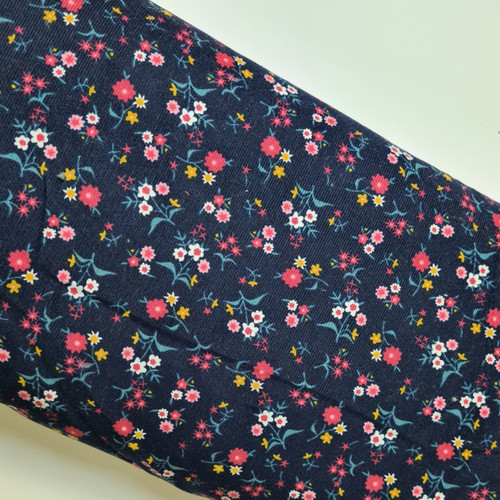 Ditsy Floral Needlecord