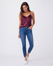 Verdugo Ankle Jean Step Up Hem, Graciella
