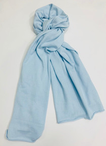 Burgess Scarf - Frost Blue