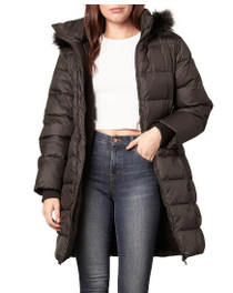 Kepler Coat, Black