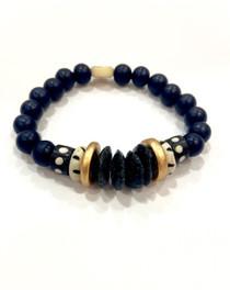 Bracelet - Black Gold