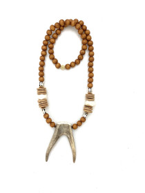 Indian Woods Antler Points - Brown