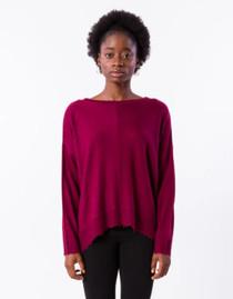 Lawson Sweater - Red Wine