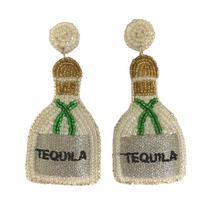 Tequila Earring, Silver
