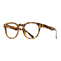 Indie Blue Light Glasses - Honey Tort
