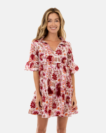 Maria India Spice Floral