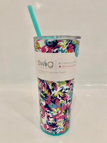 22OZ TUMBLER-FRILLY LILLY