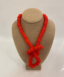 Trade Beads- Coral Red