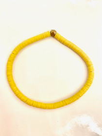 Small Water Proof Bracelet  - Yellow