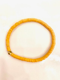 Small Water Proof Bracelet  - Orange