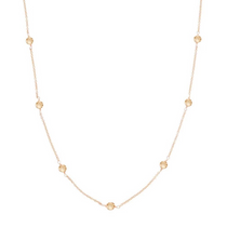 "41"" Necklace Gold"