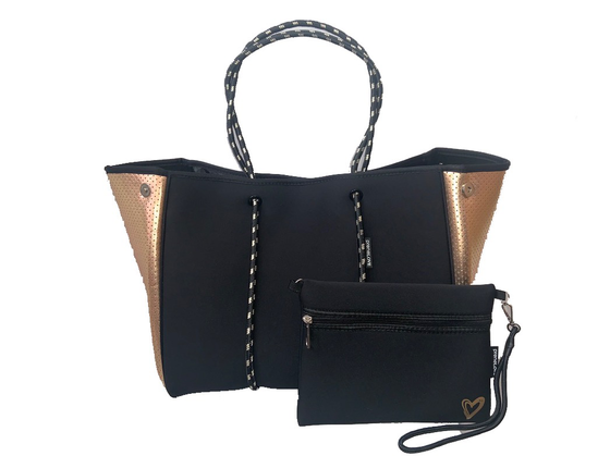 Large Tote, Golden Nights