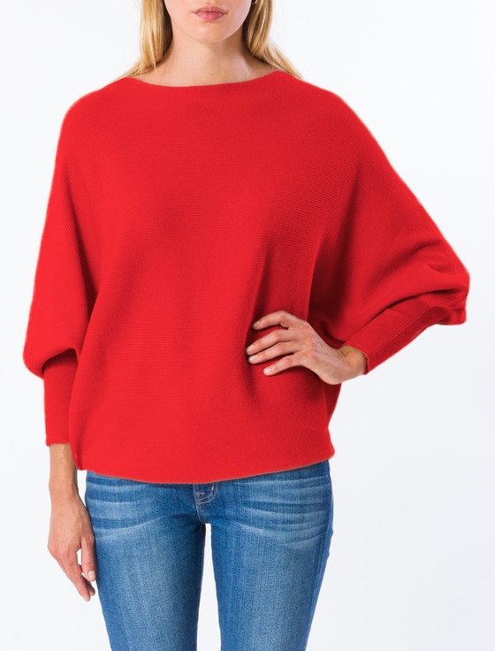RYU Sweater - Lucky Red