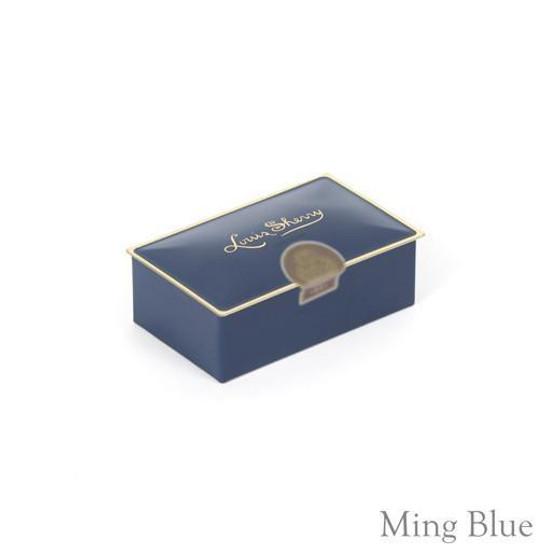 Louis Sherry 2 Piece Chocolate Truffles - Ming Blue