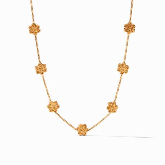 Colette Delicate Necklace Pearl