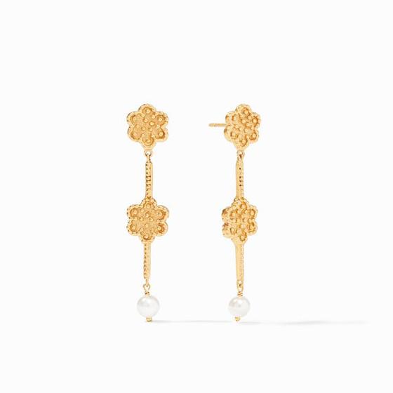 Colette Duster Earring Pearl