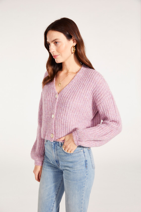 Cardi All The Time Sweater