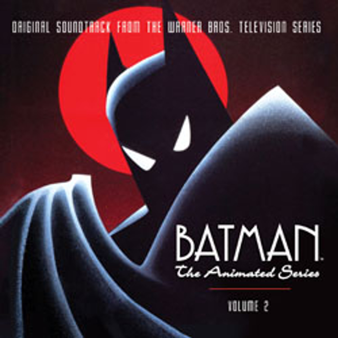 BATMAN THE ANIMATED SERIES: VOL  2: LIMITED EDITION