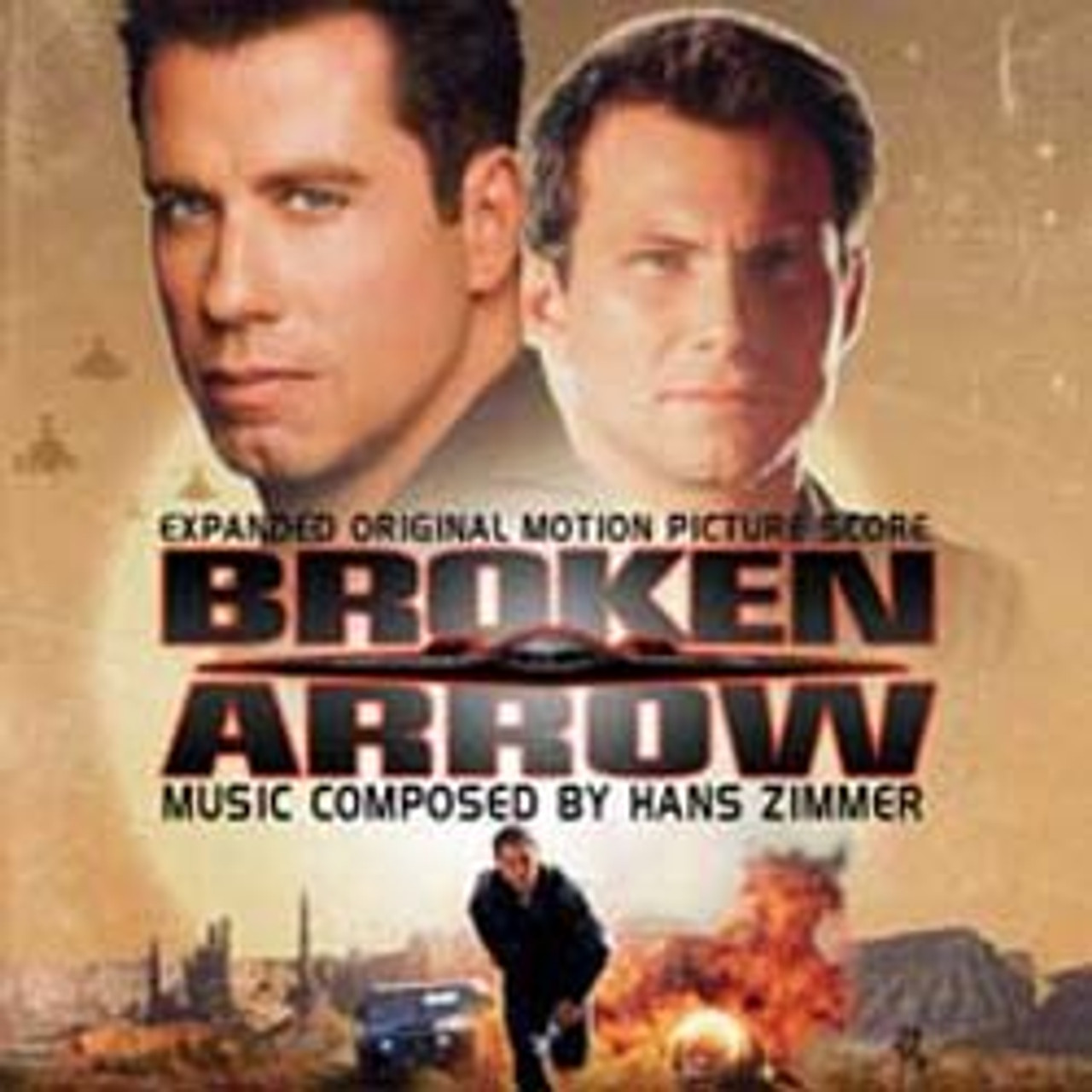 BROKEN ARROW: LIMITED EDITION (2CD-SET)