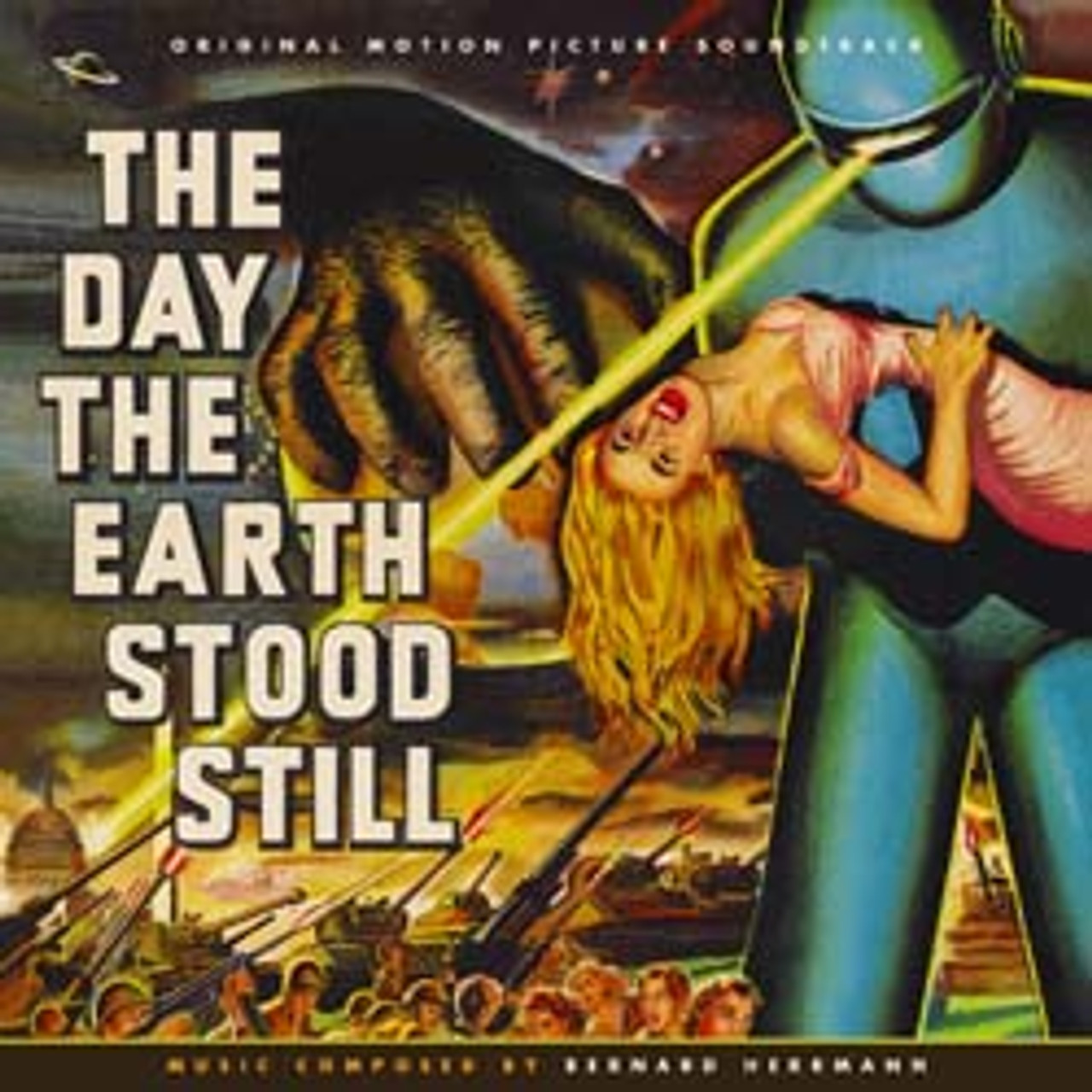 "Print 14 x 11/"" The Day the Earth Stood Still"