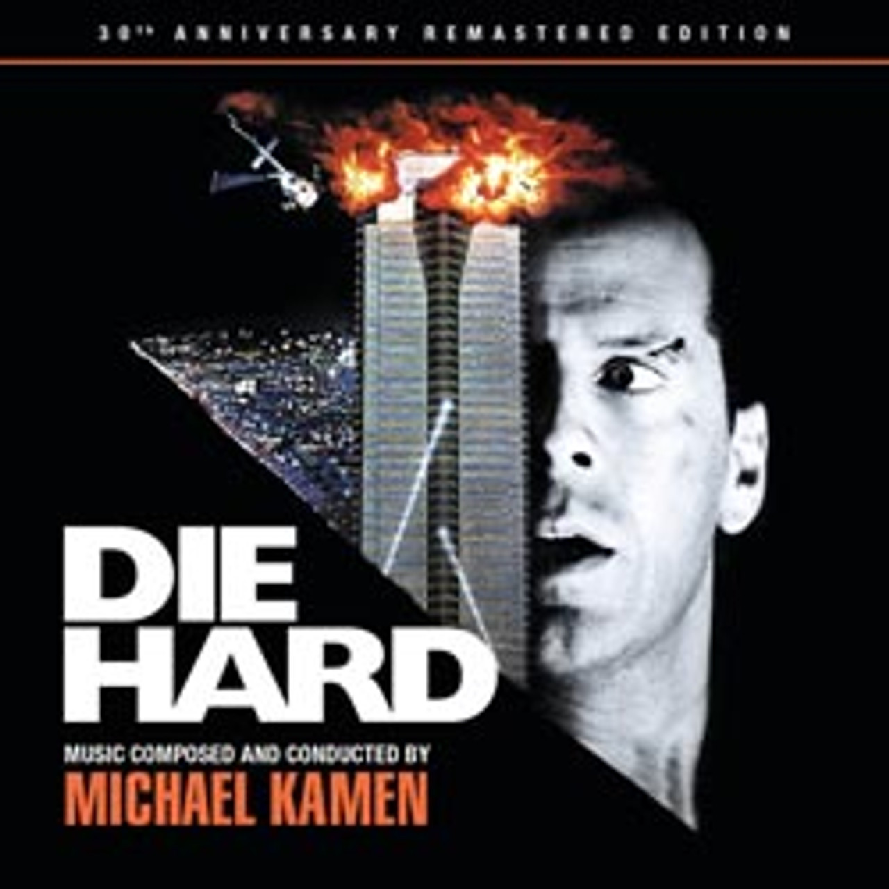 DIE HARD: 30th ANNIVERSARY REMASTERED LIMITED EDITION (3 CD SET)