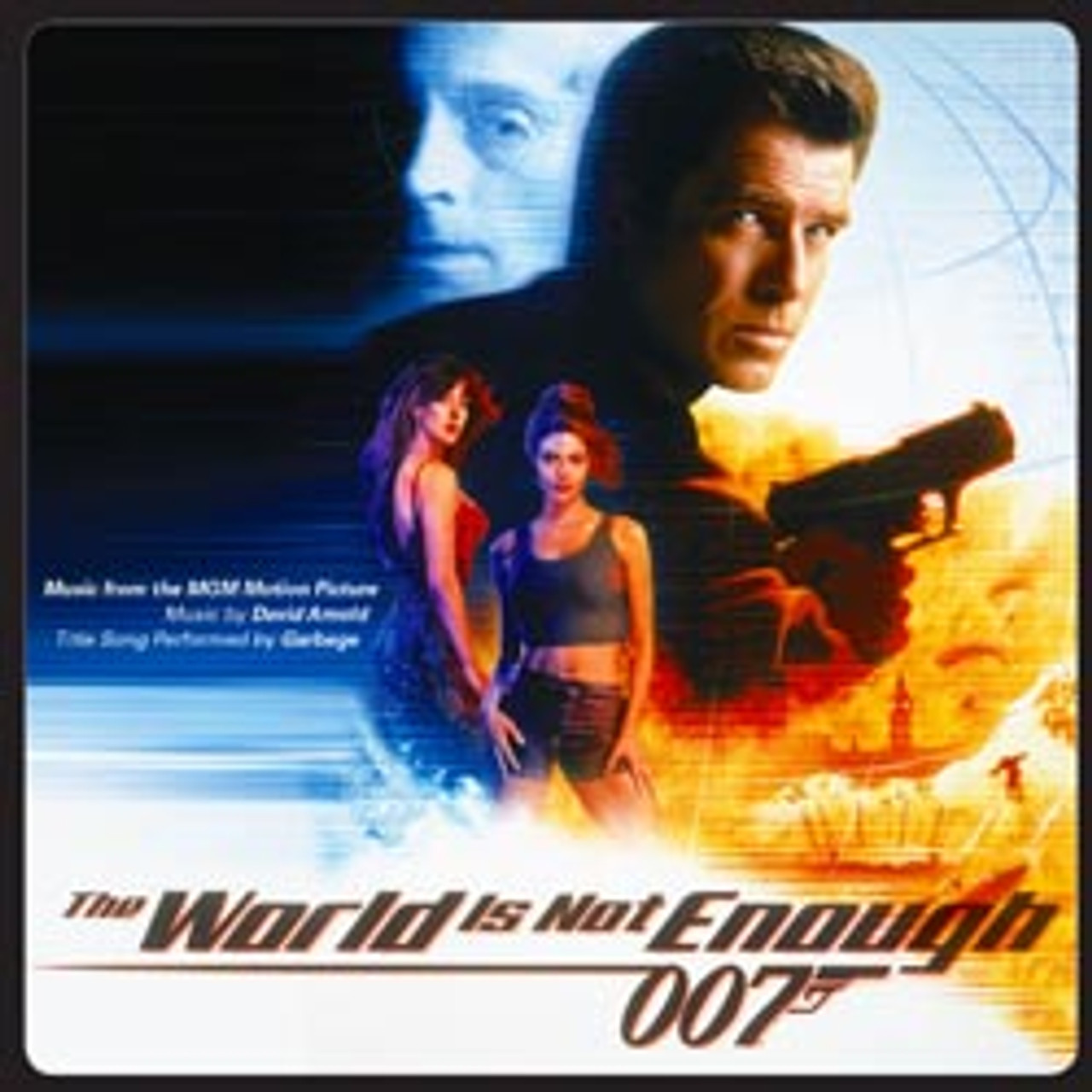 THE WORLD IS NOT ENOUGH: LIMITED EDITION (2-CD SET)