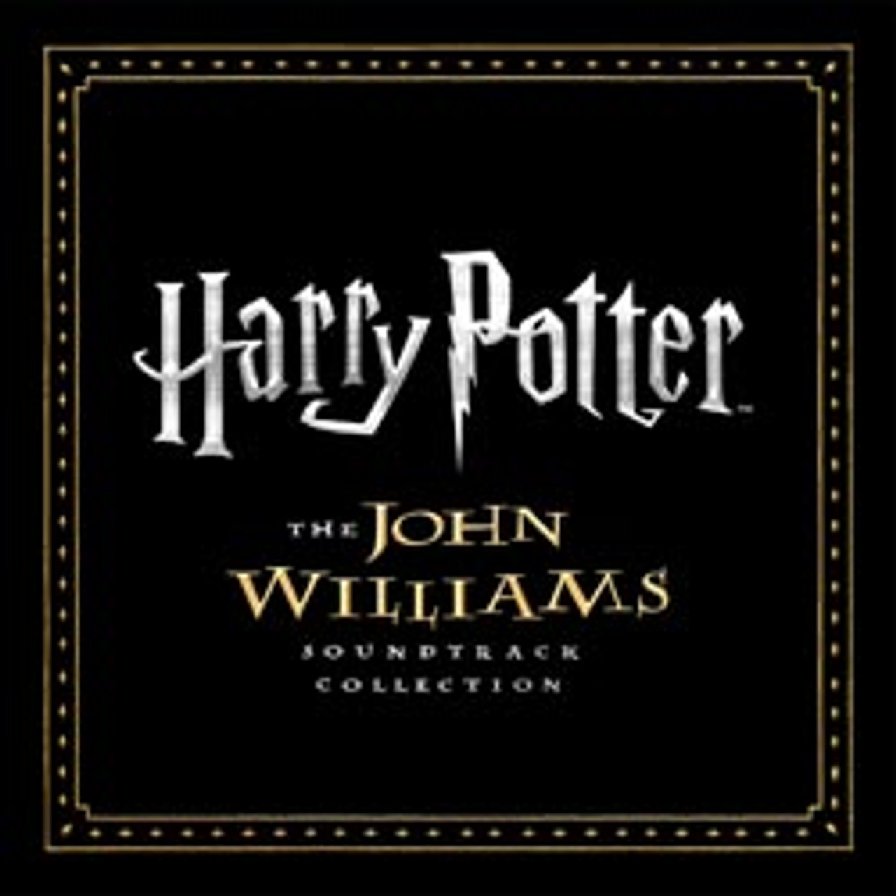 HARRY POTTER – THE JOHN WILLIAMS SOUNDTRACK COLLECTION: LIMITED EDITION  (7-CD BOX SET)