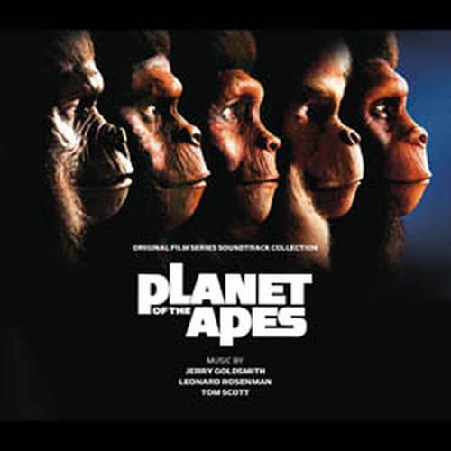 PLANET OF THE APES TV SERIES: LIMITED EDITION (2-CD SET)