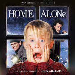HOME ALONE 25th ANNIVERSARY: LIMITED EDITION (2-CD SET) - La-La Land