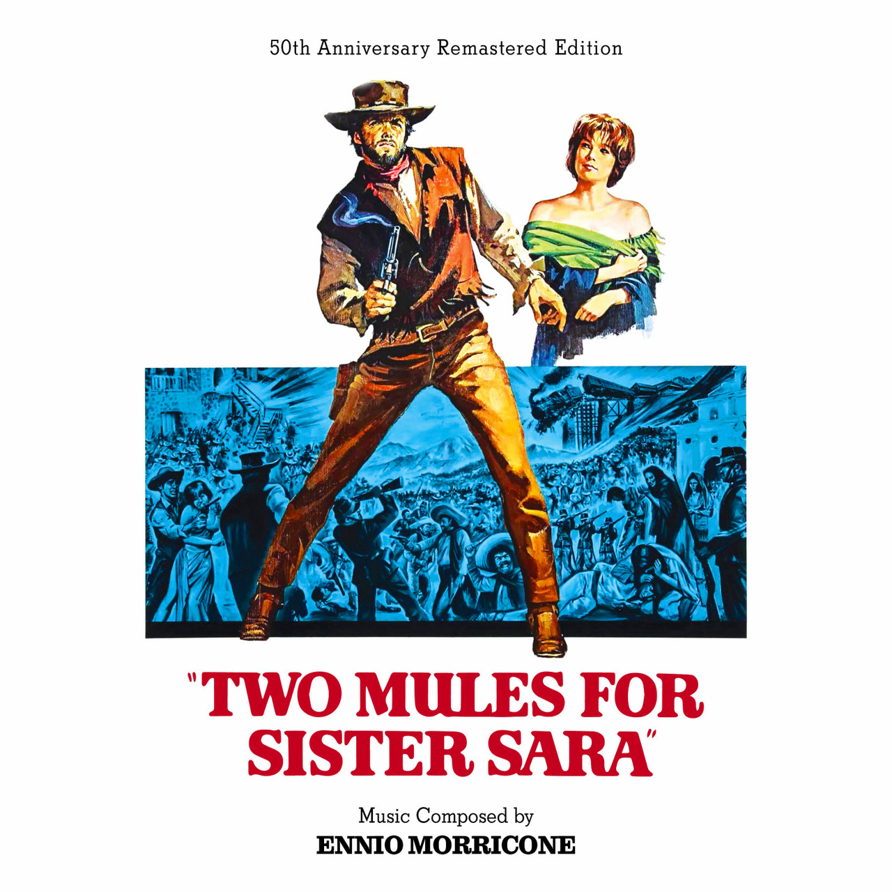 TWO MULES FOR SISTER SARA: LIMITED EDITION