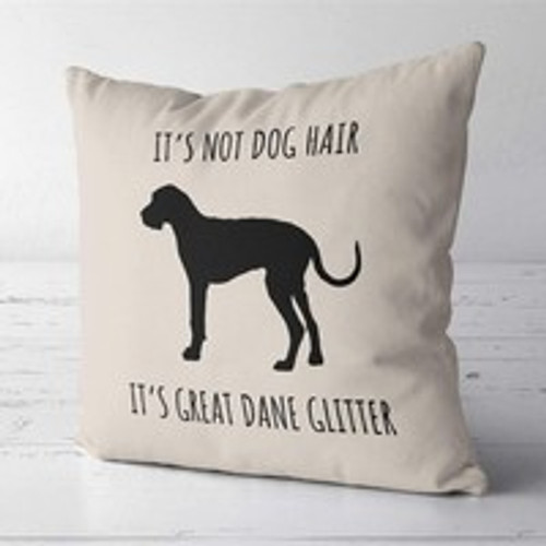 Great Dane Pillow Free Shipping