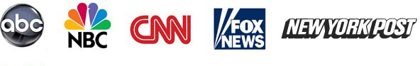 abc nbc cnn fox news new york post news agencie logos