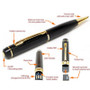 WriteShot HD Hidden Camera Pen