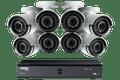 8CH MPX 1080p HD 1TB DVR w/ 8 IR Cameras