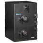 Large Top Loading Dual-Door Depository Safe