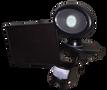 Solar-Powered Video Camera and Spotlight