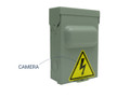 4K WiFi Electrical Box Hidden Camera